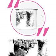 02 Koty Kubek z Kotami Pracownia Fotograficzna