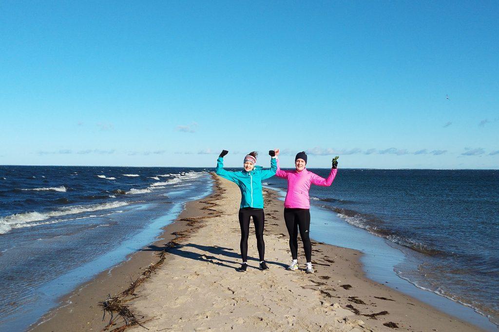 Biegaczki w podróży bieganie (2)