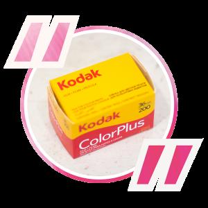 kodak ColorPlus 200 PracowniaFotograficzna