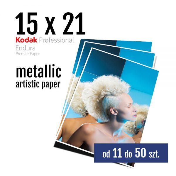 15x21 Odbitki Zdjęcia Cyfrowe Online Szafir Metallic