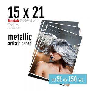 15x21 Odbitki Zdjęcia Cyfrowe Online Topaz Metallic