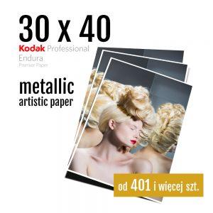 30x40 Odbitki Zdjęcia Cyfrowe Online Cytryn Metallic