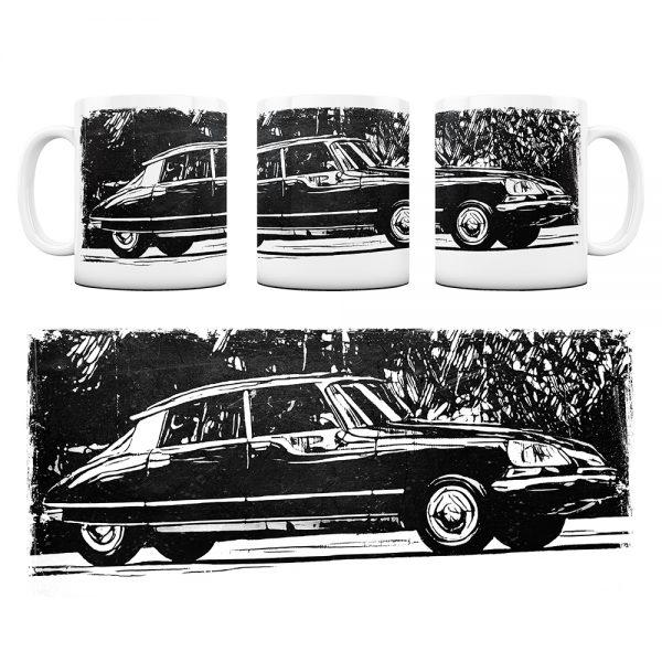 Kubek Classic Cars Citroen DS #1