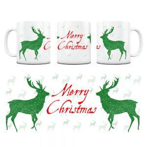 Kubek Merry Christmas Prezent na Święta #6