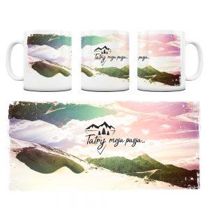 Kubek Tatry - Góry moja Pasja Prezent Foto #10