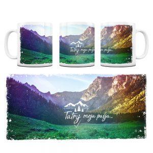 Kubek Tatry - Góry moja Pasja Prezent Foto #3