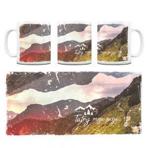Kubek Tatry - Góry moja Pasja Prezent Foto #5