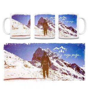 Kubek Tatry - Góry moja Pasja Prezent Foto #9