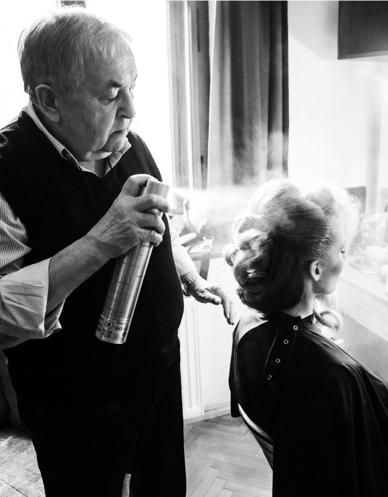Jacek Aleksander Tatomir Salon Roma Pracownia fotograficzna Królewska 7