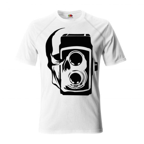 Koszulka Męska - Poliester Sportowy