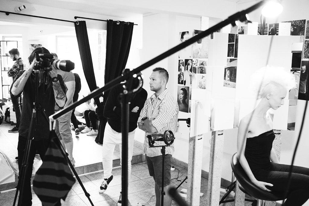 backstage hcf poland ada tatomir fotograf kraków pracownia fotograficzna Marcin Micuda (5)