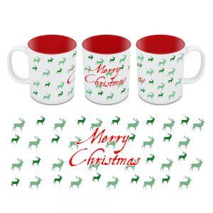 Kubek Merry Christmas Prezent na Święta #2