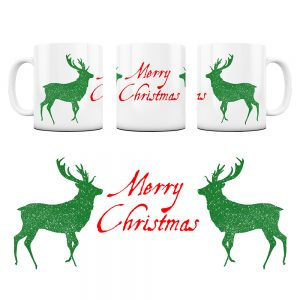 Kubek Merry Christmas Prezent na Święta #7