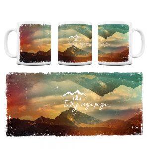Kubek Tatry - Góry moja Pasja Prezent Foto #2