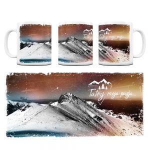 Kubek Tatry - Góry moja Pasja Prezent Foto #8