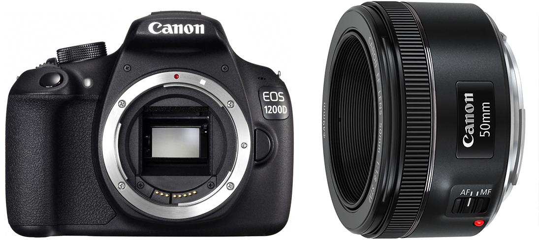 Portret EOS-1200D EF 50mm_f1.8 STM