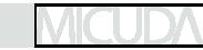 Logo Micuda białe