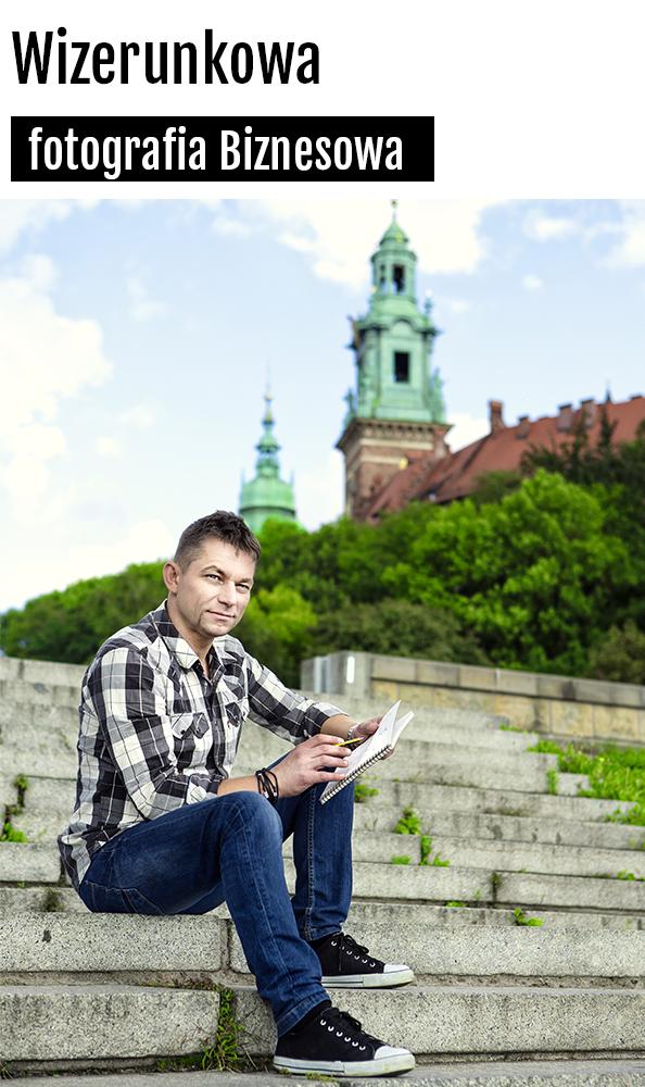 Fotografia Wizerunkowa Fotograf Kraków Micuda
