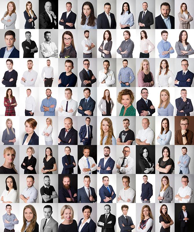 Portret Biznesowy i CV