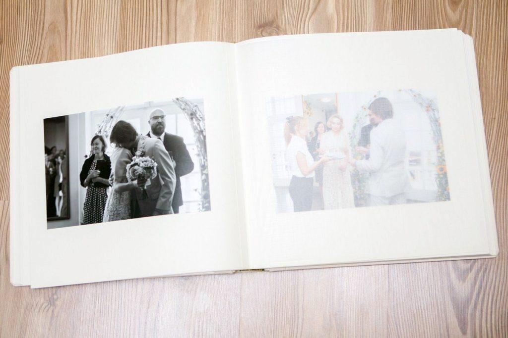 Album Tradycyjny Zdjęcia ze Ślubu Cywilnego (1)