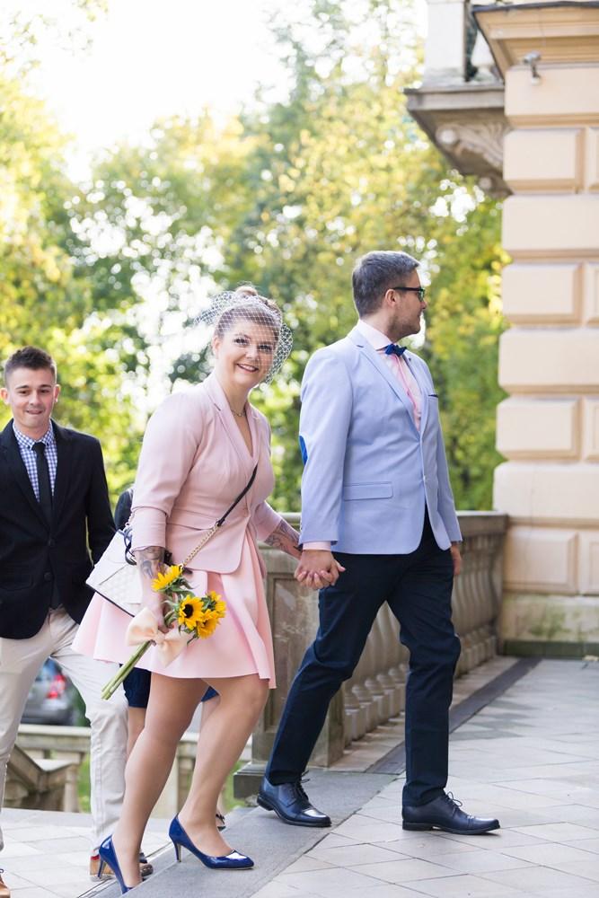 Martyna i Michał Ślub Cywiliny Fotograf Kraków Pracownia Fotograficzna Micuda (21)
