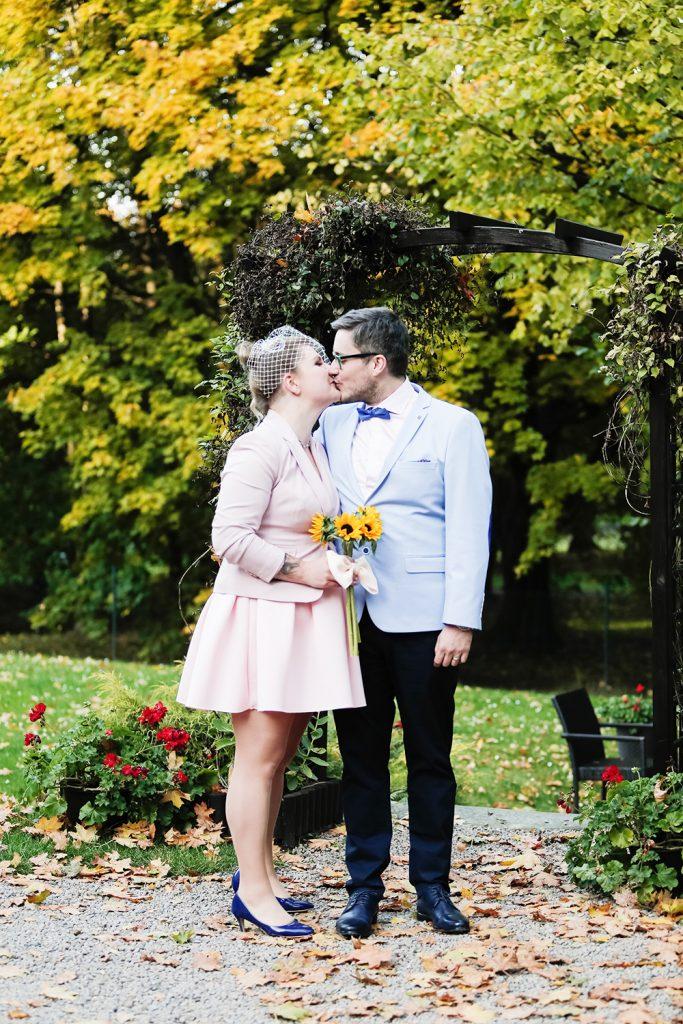 Martyna i Michał Ślub Cywilny Fotograf Kraków