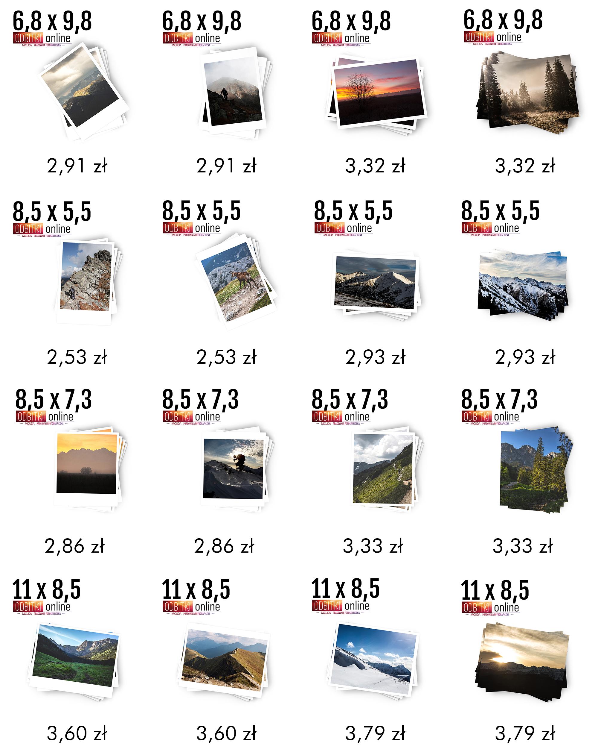 Odbitki ILFORD Polaroid Instagram Fotograf Kraków 2020