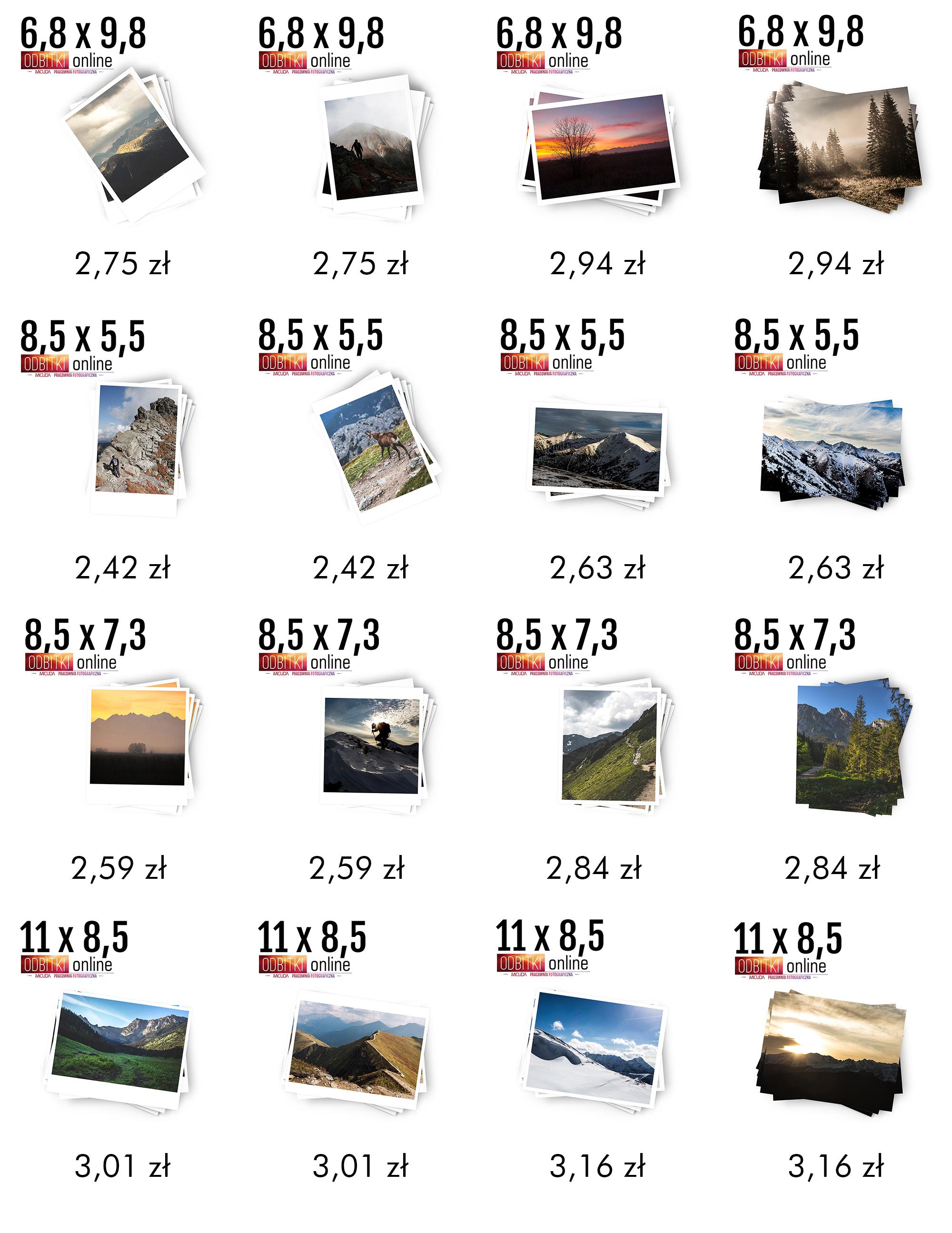 Odbitki ILFORD Polaroid Instagram Fotograf Kraków