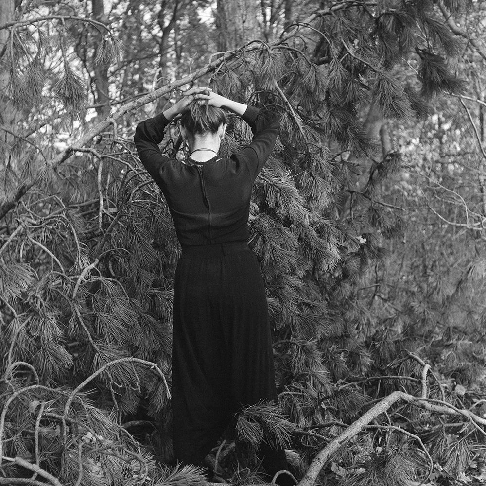 Usuwanie pyłków Fotograf Kraków zdjęcia analogowe
