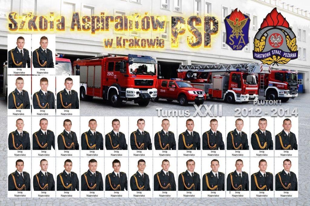 Tablo Szkolne Uczelniane Pracownia Fotograficzna Micuda Kraków Fotograf PSP